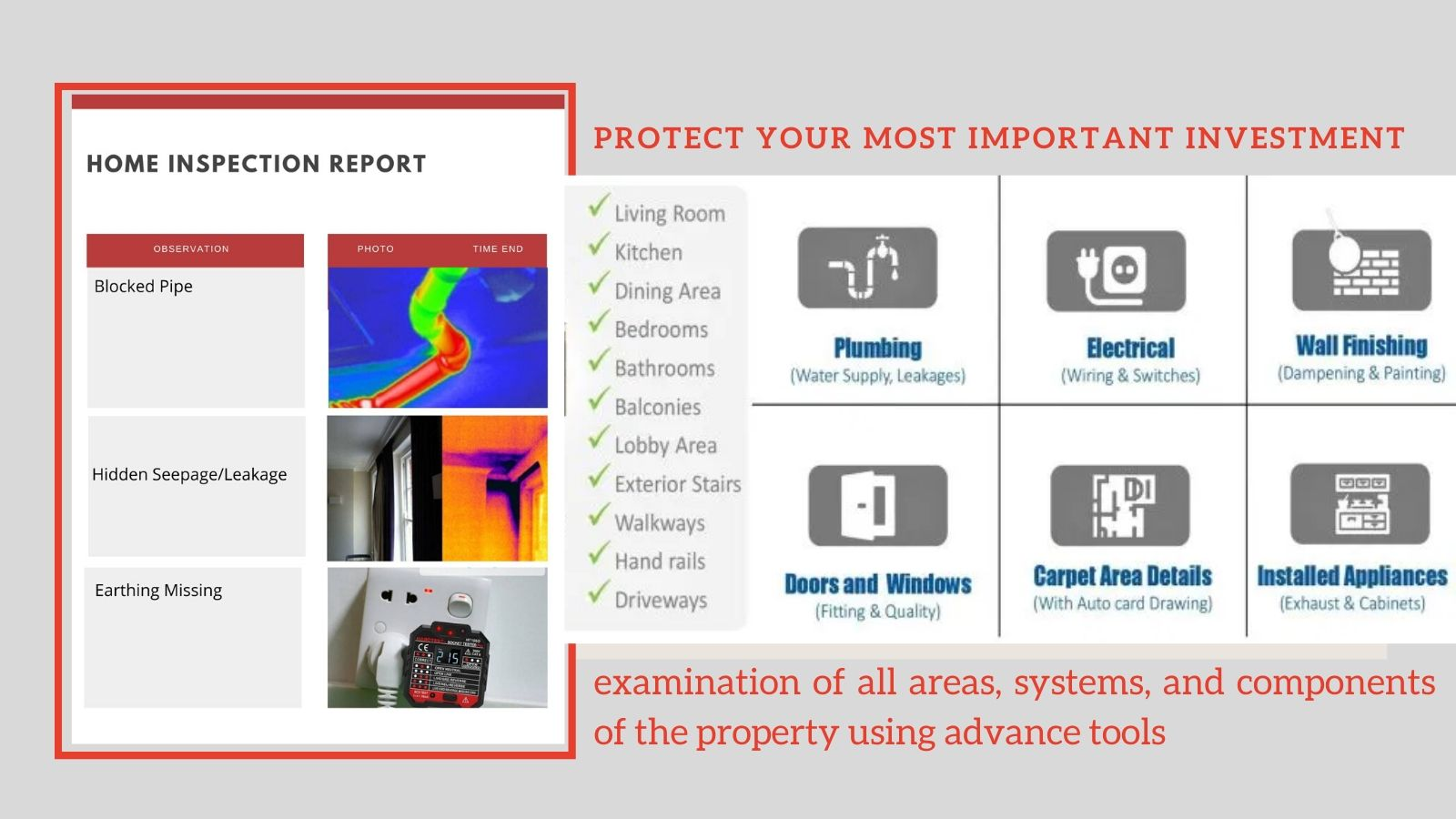 PropCheckup Home Inspection Report Form