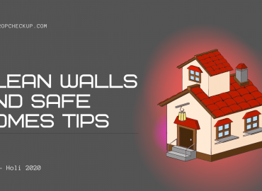 Clean Walls & Home Safety Tips