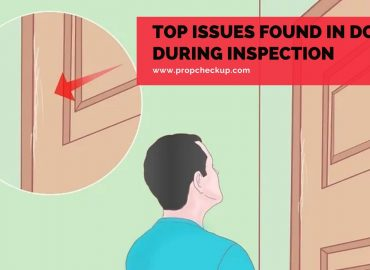Top Issues Found in doors during inspection