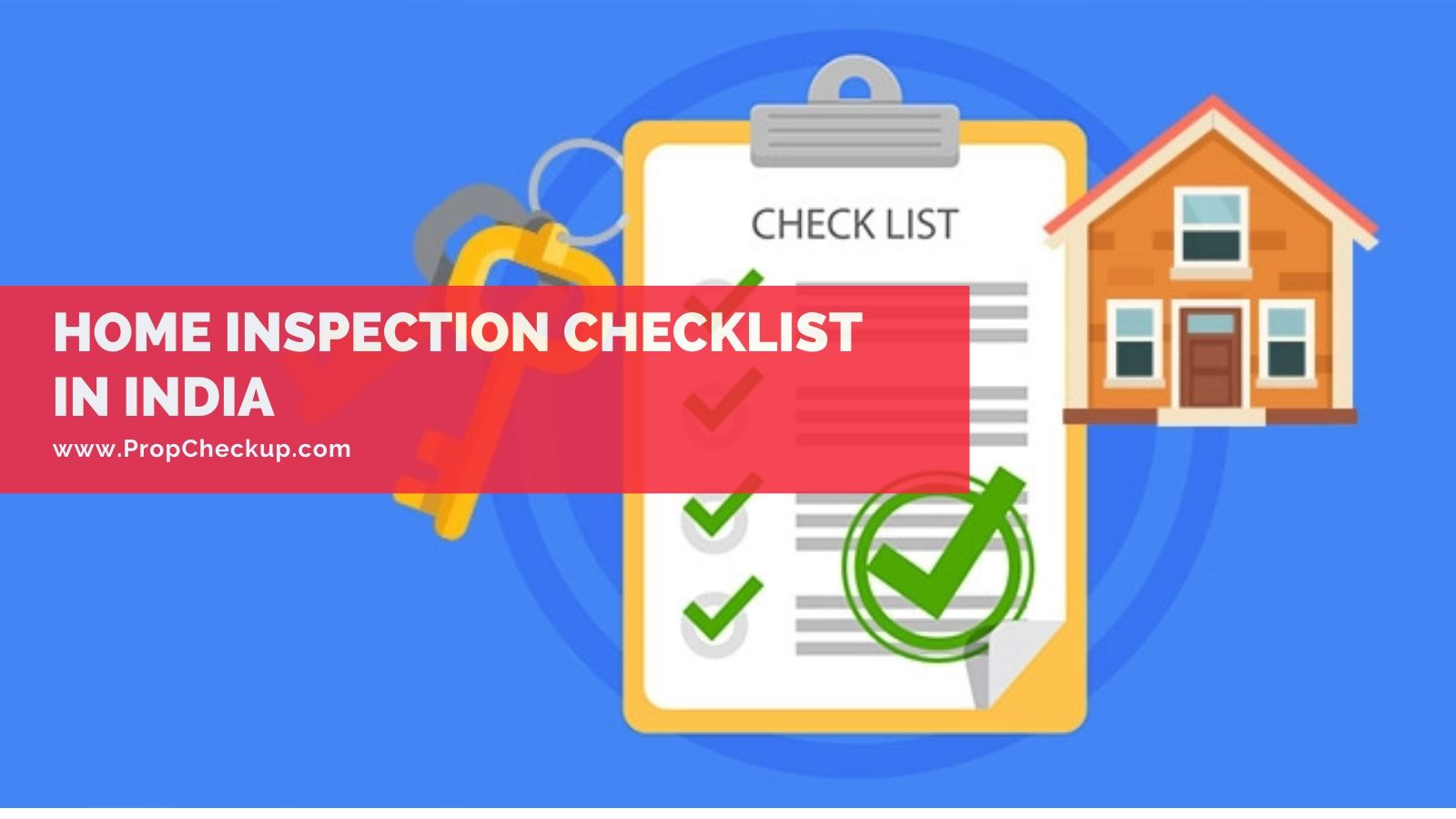Home Inspection Checklist In India