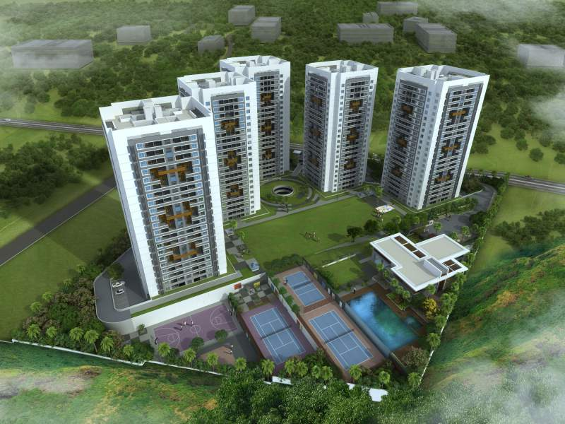 Home Inspection at High Mont,Pune
